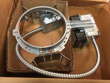 Lightolier 6218 2‑Lamp 18W Downlight Frame‑In Kit