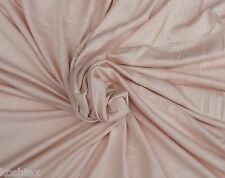 Rayon Spandex Jersey Knit Apparel Fabric by the Yard - Flear Pink MADE IN USA