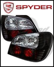 Spyder Subaru Impreza WRX/Sti 02 03 4Dr Euro Style Taillights Blck
