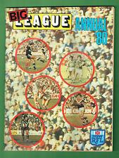 #VV.    RUGBY BIG LEAGUE MAGAZINE ANNUAL 1980