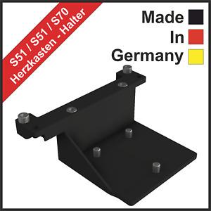 Herzkasten-Halter für DCDI+ | S50 S51 S70 | Simson & Vape | Plug&Play-Montage
