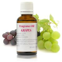 30 ml Grape Fragrance Oil for Soap/Candle/Cosmetics | Highly Concentrated