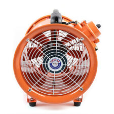 Atex 10 Ventilator Explosion Proof Axial Fan Extractor Fan Fume Utility Blower