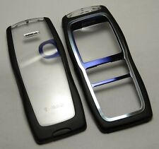 Brand New Original Oem Nokia 3220 Housing Faceplate Battery Door Cover Cut-outs
