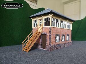 Garden Railway Signal Box gwr