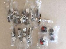 Lot of 17 Various Vintage Cabinet Hardware Drawer Handle/Knobs Brass Metal