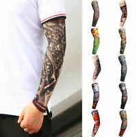 1Pc Arm Uv Protection Warmers Sun Bicycle Cover Cycling Bike Sleeve Cuff Pair
