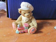 Cherished Teddies Enesco Thomas Chuggin' Along 911739