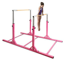 Kids Gift Coordination Skill Execise Double Horizontal Parallel Bars Adjustable