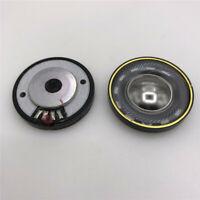 40mm Speaker Unit for DIY headset excellent sound Titanium driver Copper ring