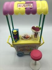 Barbie Stacie Chelsea Doll Snack Bar Food - Snacks - Pretzels