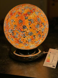 Formano Touch Mosaik Kugel Lampe NEU