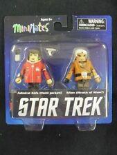 Star Trek Legacy Minimates Series 1 Kirk and Khan.