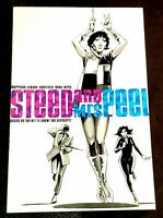 1992 STEED and MRS PEEL #3 60s TV Show The Avengers Comic NM vtg Key Issue 90s