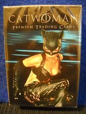 2004 INKWORKS CATWOMAN the MOVIE BASE SET (72 cards) DC Comics