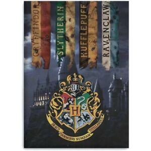 Harry Potter  Fleece Blanket New 100-150cm