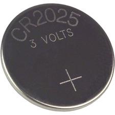 1x Pila Boton Generica CR2025 Batería Litio 3V