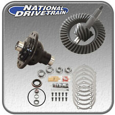 """RING AND PINION, BEARING INSTALL KIT & POSI DIFF - FITS FORD 9"""" - 4.11 - 28 SPL"""