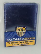 Top Loaders - Colors, Thick, Vertical, Horizontal - Trading Card Supplies