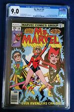 Ms. Marvel #18 | CGC 9.0 | 3937531001 | Mystique | 1978 | AUCTION
