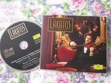 Roby Lakatos And His Ensemble – Lakatos Deutsche Grammophon 457 941-2 CD Single