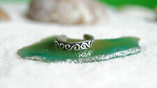 925 Sterlingsilber Ring Damen Biker Gothic Fantasy  Zehenring Toe Ring NEU