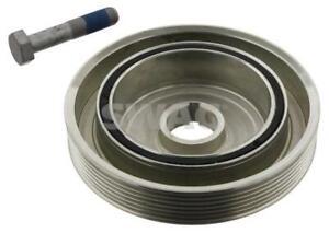 SWAG Crankshaft Pulley 62 93 3808 fits Citroen C5 2.0 16V (DC), 2.0 16V (DE)