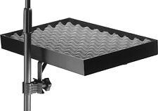 Ablage Percussion Tisch Tray Universalablage Zubehörablage 30x45 cm anschraubbar