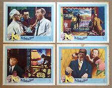 MR PEEK-A-BOO Joan Greenwood BOURVIL Lot of 4 11x14 LOBBY CARDS