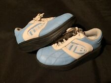 Mbt Blue Lifestyle 02 Exercise Fitness Walking Toning Running Shoes Size 6