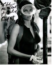 JACQUELINE BISSET Autographed Signed THE DEEP GAIL BERKE Photograph - To John
