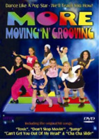 More Moving 'n' Grooving DVD NEUF