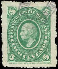 Scott # 154 - 1884 - ' Miguel Hidalgo y Costilla ', Wove or Laid Paper