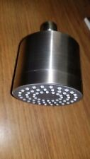 "Symmons 3"" Single Mode Shower Head Sh-01378 2.5 Gpm Brushed Nickle New Free Ship"