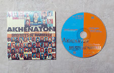 "CDS AUDIO / AKHENATON (IAM) AVEC LA FONKY FAMILY ""BAD BOYS DE MARSEILLE"" 2T1996"
