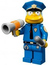 The Simpsons Lego collectible minifig Police Chief Wiggum