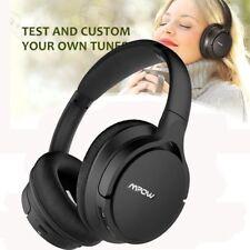 Mpow Bluetooth Headphones Mic Over Ear Wireless Headset Sports Game Hi-Fi Stereo