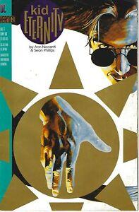 Kid Eternity #1, 2, 8, 9 Vertigo DC Comics 1993 1994 Lot of 4