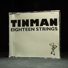 Tinman - Eighteen Cuerdas - música cd EP