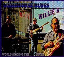 Warehouse Blues [Digipak] by Willie Kalikimaka/Willie K. (CD, Mar-2012, Maui...