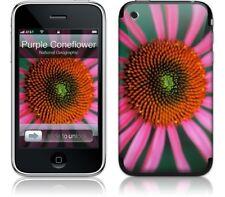 Gelaskins iPhone 3G/S Purple ConeFlower Nat Geographic