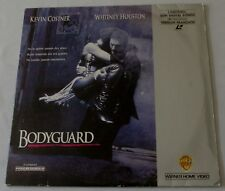 LASERDISC - PAL - BODYGUARD - Avec Kevin Costner, Whitney Houston