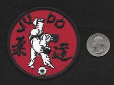 Vintage 70s JUDO Martial Arts Japan Olympic Sports Uniform Collectors Patch
