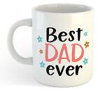 MEJOR Dad Ever Taza - Día De Padres Té Café DIVERTIDO
