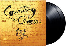 Counting Crows August and Everything After Double LP Vinyl European Geffen 2017
