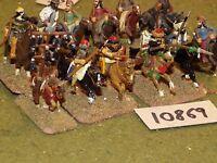 25mm dark ages / hun - cavalry 12 cavalry - cav (10869)