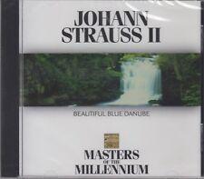 "Strauss II "" Beautiful Blue Danube"" Famous Waltzes NEW/SEALED CD 1st Class Post"