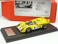 MG Model Plus 1/43 - Ferrari 512 M Francorchamps Camel Le Mans 1971 N°9