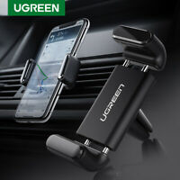 Ugreen Air Vent Mount Car Phone Holder Cradle 360° For iPhone 8 7 Samsung S9 S8
