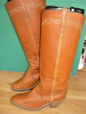 Vintage Women's Saddle Tan Frye boots 7 1/2B